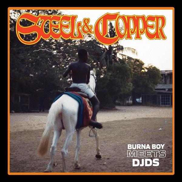 Burna Boy DJDS 34