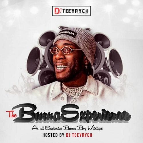 DJ Teeyrych The Burna Experience