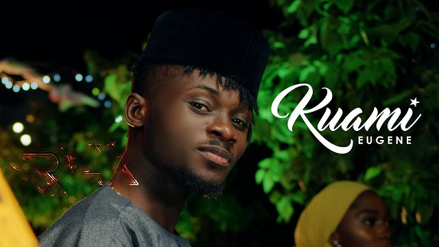 Kuami Eugene Open Gate Video