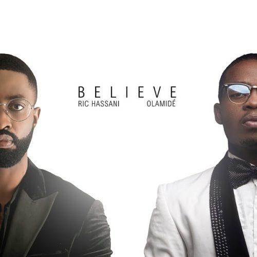 Ric Hassani Believe Remix