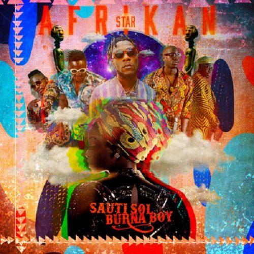 Sauti Sol Afrikan Star