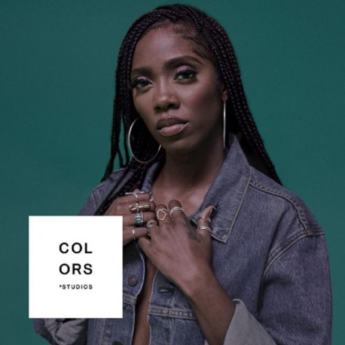 Tiwa Savage Attention A Colors Show