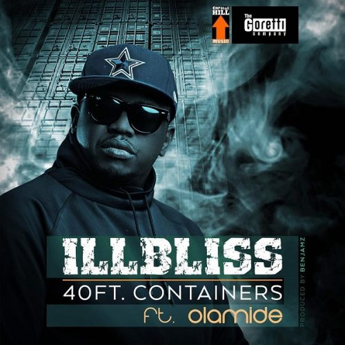 iLLbliss 40 Feet Container