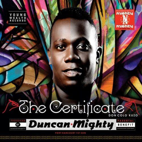 Duncan Mighty Onyinye