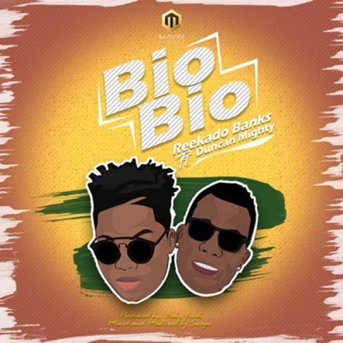 Reekado Banks Bio Bio