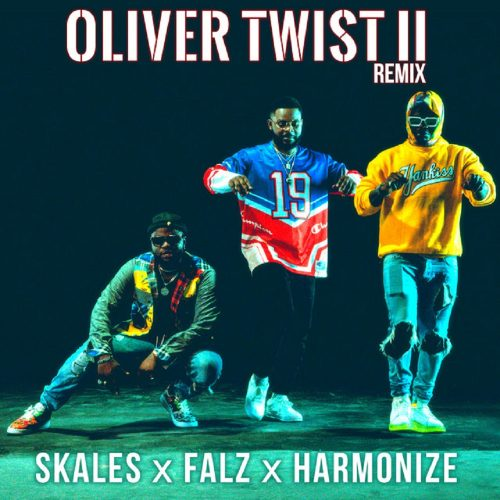 Skales Oliver Twist Remix