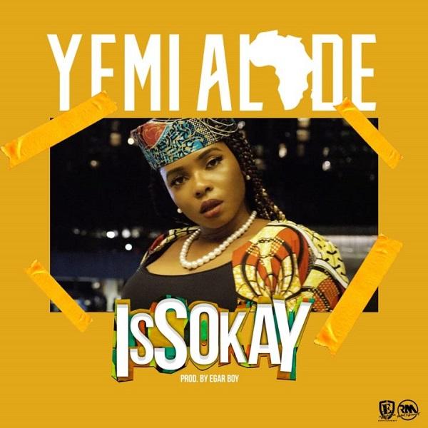 Yemi Alade Issokay
