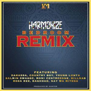 Harmonize – Bedroom (Remix) ft. Darassa, Country Boy, Young Lunya, Moni, Billnas, Rosa Ree, Baghdad