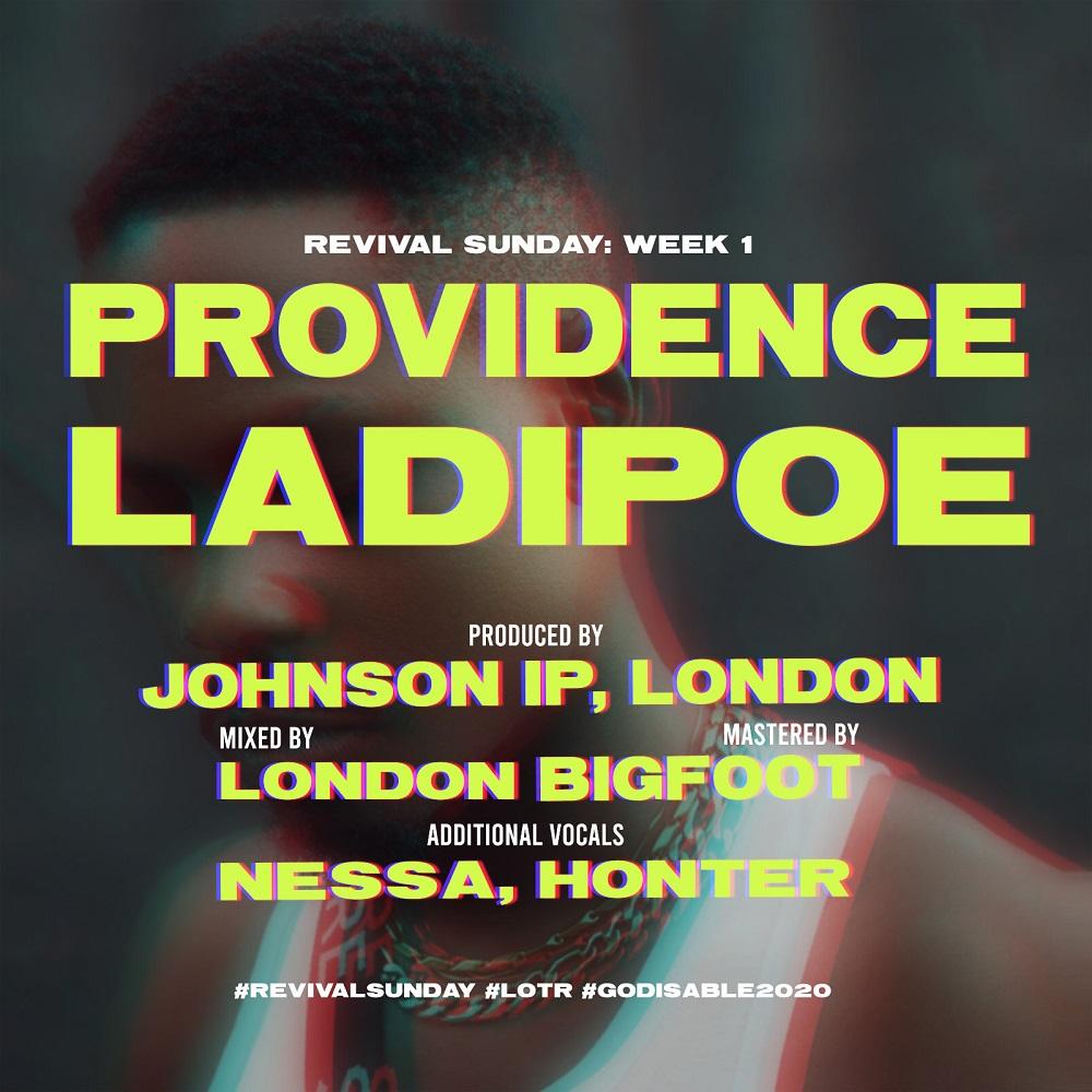 LadiPoe Providence