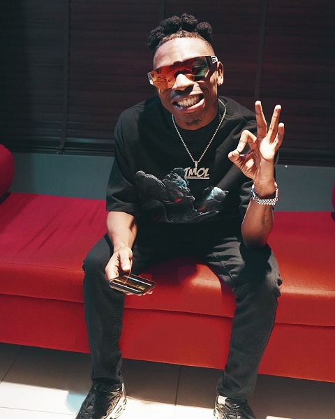 Mayorkun Ma Pariwo