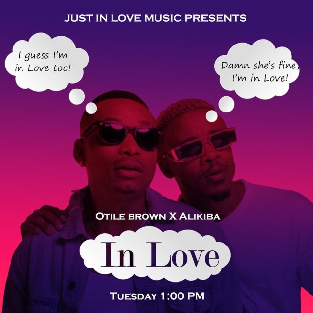 Otile Brown In Love